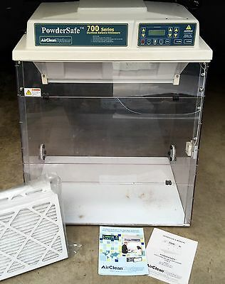 AirClean Systems PowderSafe AC710TC Ductless Fume Hood