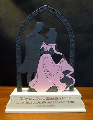 Hallmark Sleeping Beauty Silhouette Figurine *NEW*