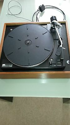 bsr p163 turntable record player