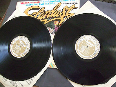 Stardust Compilation Film Soundtrack Double LP Classic 60's Pop And Rock