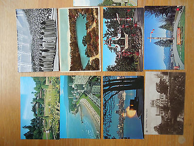 Misc CANADA Postcards 9 cards mostly Canada Vancouver