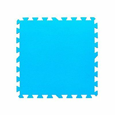 Bestway Lot de 8 tapis de protection 50 x 50 cm