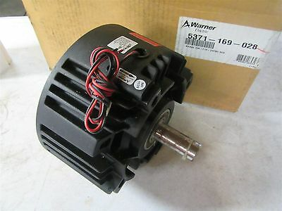 Warner Electric 5371-169-028 Power-Off Electro Module Magnetic Brake 90 V