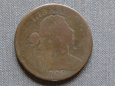 1802 Large Cent Nice Original Toning