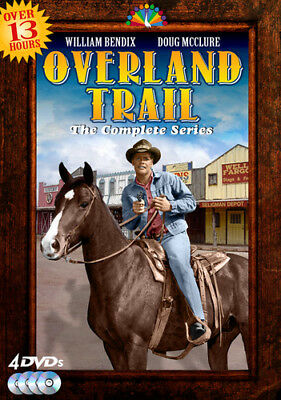 Overland Trail: The Complete Series [New DVD] Boxed Set, Amaray Case