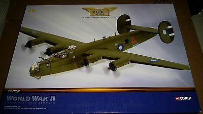 CORGI DIECAST AIRPLANE - AA34009 - World War II - Consolidated Liberator B VI