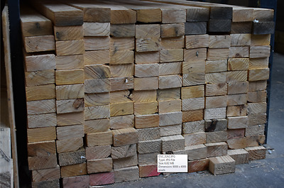 Pack Lot  90 x 45 x 4.2m F5 Structural Treated Pine 55pcs $2.80 per lineal metre