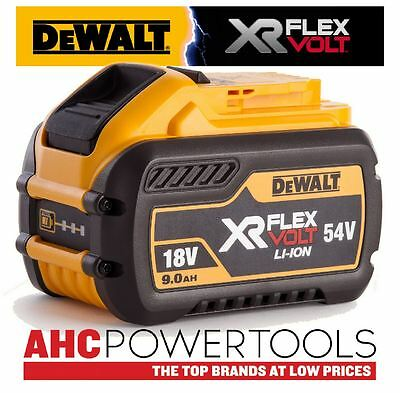 Dewalt DCB547 18V/54V XR Flexvolt 9.0Ah Battery