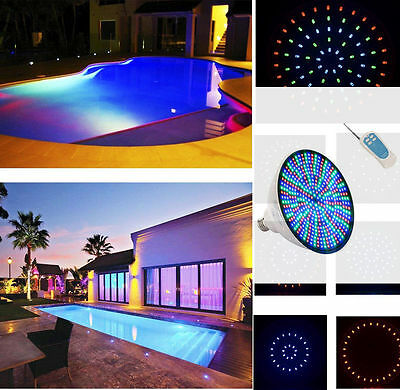 12V 35W Pool Light Bulb Underwater Color-change LED RGB for Pentair Hayward