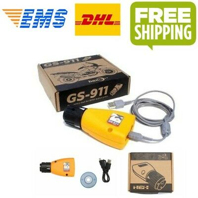 NEW GS-911 V1006.3 Emergency Professional Diagnostic Tool For BMW Motorcycles