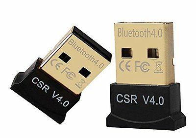 USB Bluetooth v4.0 Adapter Dongle CSR EDR Wireless Adapter Receiver