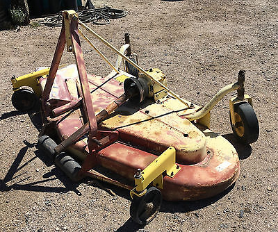 John Deere 272 Mower Pto Driven 3 Piont Hitch