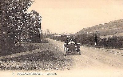 Boulogne Circuit - Colembert