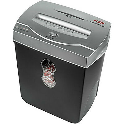 HSM1058 ShredStar Powerful X6Pro Micro Cut paper clips CDs and DVDs Anti Jam
