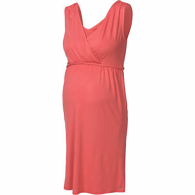 Neu ESPRIT for mums Stillkleid 6051852 für Damen koralle