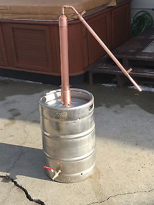 15 Gallon Keg Stills