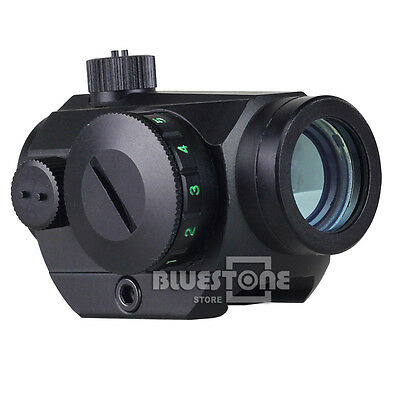 Holographic red & green dot sight Micro airsoft rifle sight Fits 20mm rails