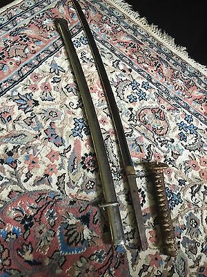 Ww2 Japanese Officers Sword