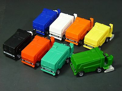 2013 McDonalds NHL Hockey ZAMBONI Complete Set 8 Happy Meal Toy Canada Only