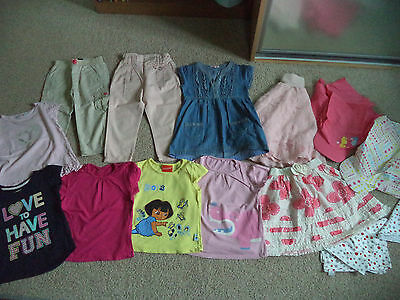 Girls clothes large summer bundle size 2-3 years  CHEAP POSTAGE!!!