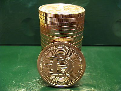 """20 """" 2014 Decentralized"""" 1 oz .999 Copper 20 beautiful rounds Limited & Rare"""