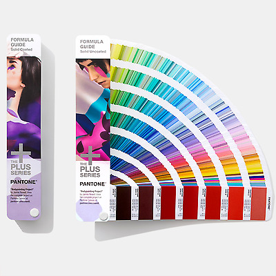 New 2016 Pantone Formula Guide Solid Coated & Solid Uncoated GP1601N PMS