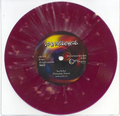 "7"" 45 Love Messengers - Save My Soul / I Don't Care"