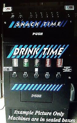 *NEW In Box*  Vending Machine - Refrigerated Drink & Snack Combo
