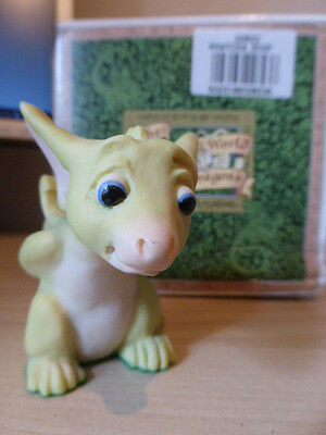 Pocket Dragon Whatcha doin by Real Musgrave Mint Boxed RARE