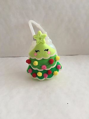 Bath & Body Works Light Up Christmas Tree Pocketbac Holder