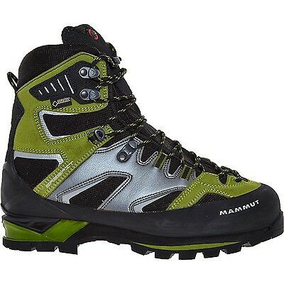 Mammut Magic GTX Women's Boots Leek-Black New 6.5 RRP£220