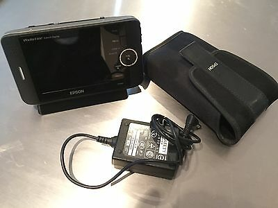 Epson P-4000 Multi-media Storage Viewer