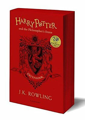 Harry Potter and the Philosopher''s Stone - G by J.K. Rowling Paperback Book New