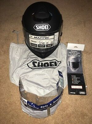 Shoei Multitec Helmet Size Large