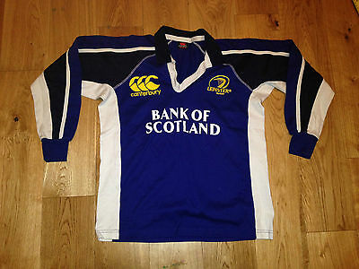 Leinster Ireland Rugby Jersey Shirt autographed signed