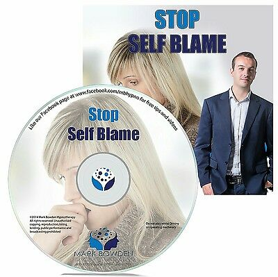 Stop Self Blame Hypnosis CD - Use the Power of Hypnotherapy to Break Out of the