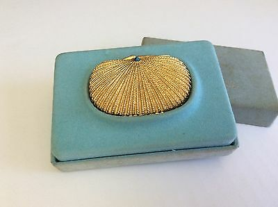 60s YOUTH-DEW MEMENTO - ESTEE LAUDER - SOLID PERFUME COMPACT - COLLECTORS ITEM