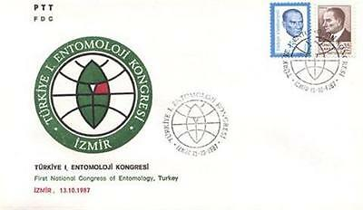 Turkey First National Entomology Congress  Cover