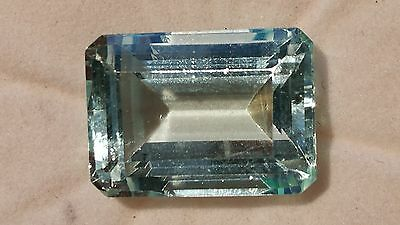 17.15 ct. Natural Earth-Mined Brazil Aquamarine