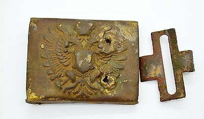 WW1 Austria-Hungary period Soldier Belt buckle