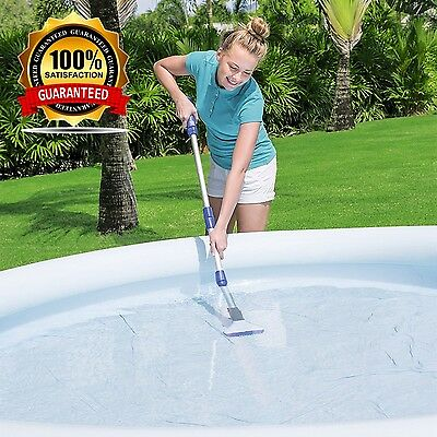 Genuine Bestway Lay-Z-Spa Aqua Scan Electric Swimming Pool Vacuum Brand New