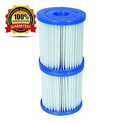 Bestway - Filter Cartridges Size 1 - For 300/330 gal/hr Swimming Pool Pumps