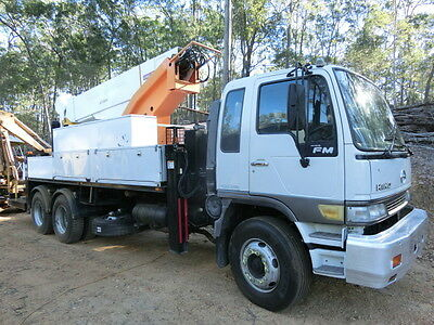 Elevated Platform work truck hire for Tree trimming and high works
