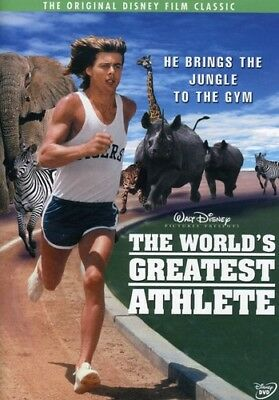 The World's Greatest Athlete [New DVD]