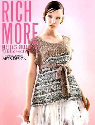 RICH MORE Best Eye's Collections Vol 130 - Japanese Craft Book SP2