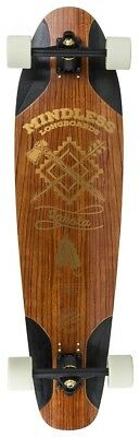Mindless Voodoo Lakota Freeride Longboard + FREE STICKERS
