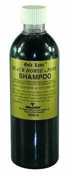 Gold Label Stock Shampoo Black Equine Horse Shampoos & Conditioners