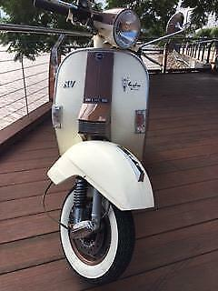 LML / Vespa NV150 Star Deluxe Scooter