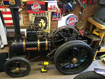Burrell Traction Engine 4 ½ scale  ** Price Reduction**