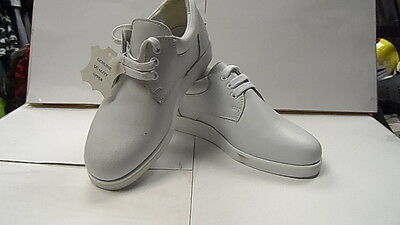 Bowls Shoes White Size Uk 3 / Euro 36